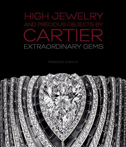 Cartier Royal High Jewelry and Precious Objects  2014 9782080201942 Front Cover