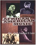 African-American Music An Introduction  1998 edition cover