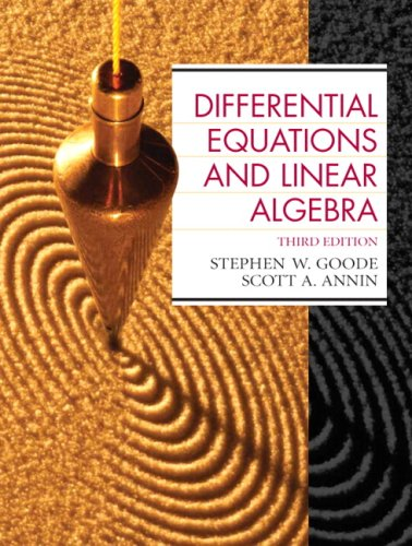 Differential Equations and Linear Algebra  3rd 2008 (Revised) edition cover