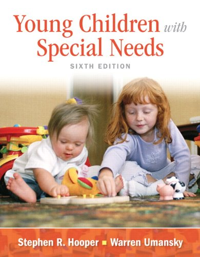 Young Children With Special Needs + Pearson Etext Access Card:  6th 2013 edition cover