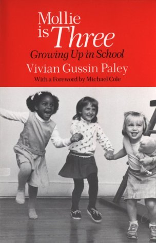 Mollie Is Three Growing up in School  1988 edition cover