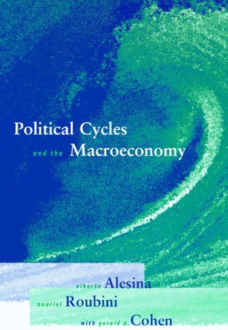 Political Cycles and the Macroeconomy   1998 9780262510943 Front Cover