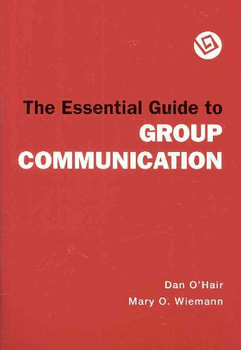 Essential Guide to Group Communication  2006 edition cover