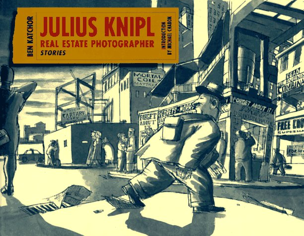 Julius Knipl Real Estate Stories N/A 9780316482943 Front Cover