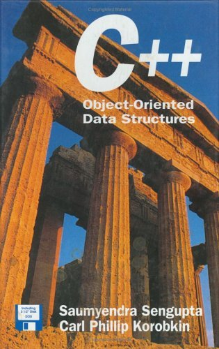 Object-Oriented Data Structures   1994 9780387941943 Front Cover