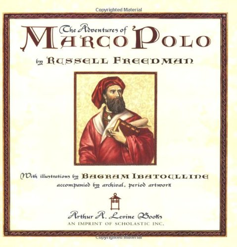 Adventures of Marco Polo   2006 edition cover