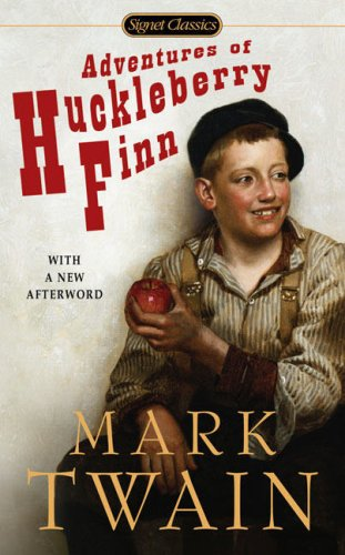 Adventures of Huckleberry Finn   2008 9780451530943 Front Cover