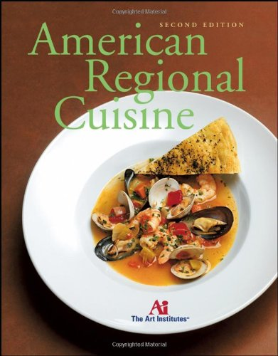 American Regional Cuisine  2nd 2007 (Revised) edition cover