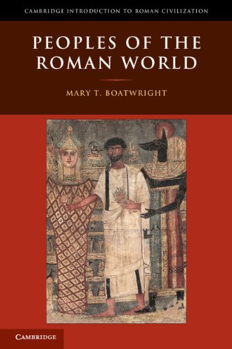 Peoples of the Roman World   2011 edition cover