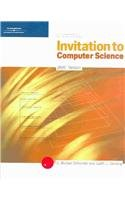 Invitation to Computer Science Java Version 2nd 2005 9780534419943 Front Cover