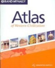 Western Civ Atlas  2nd 2007 9780618841943 Front Cover