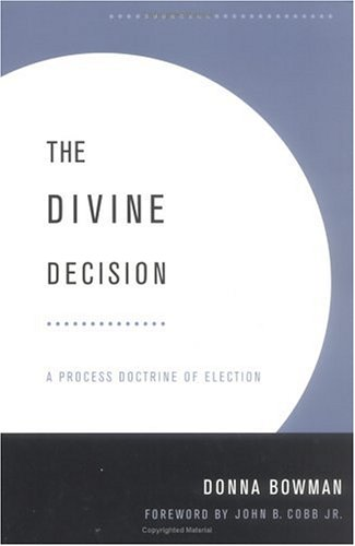 Divine Decision A Process Doctrine of Election  2002 9780664224943 Front Cover