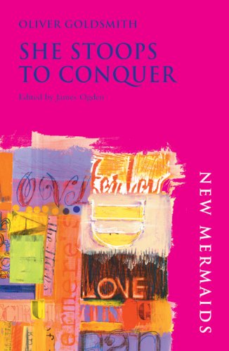 She Stoops to Conquer   2001 edition cover