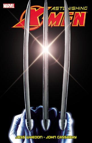 Astonishing X-Men by Joss Whedon and John Cassaday Ultimate Collection   2012 edition cover