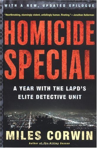 Homicide Special A Year with the LAPD's Elite Detective Unit Revised edition cover
