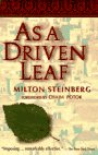 As a Driven Leaf   1987 (Reprint) 9780876689943 Front Cover