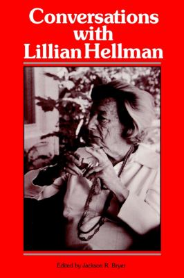 Conversations with Lillian Hellman  N/A 9780878052943 Front Cover