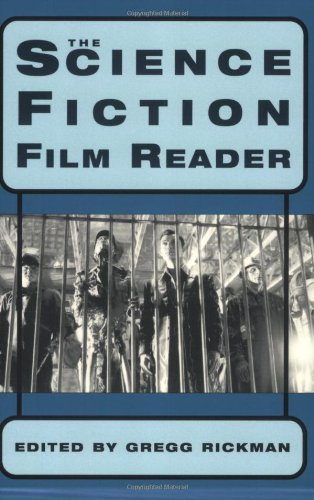 Science Fiction Film Reader   2003 edition cover