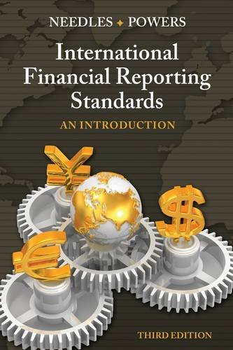 International Financial Reporting Standards An Introduction 3rd 2013 edition cover