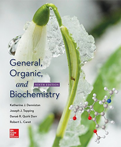 GENERAL,ORGANIC,+BIOCHEMISTRY (LOOSE)   N/A 9781259678943 Front Cover