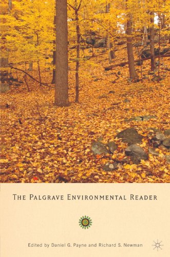 Palgrave Environmental Reader   2005 edition cover