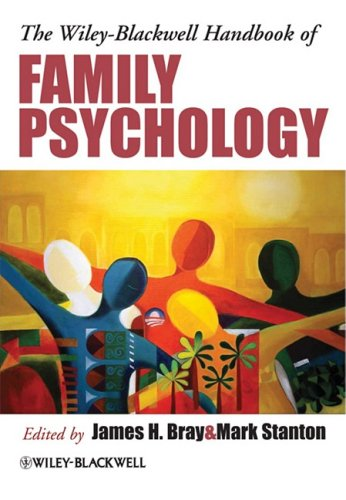 Wiley-Blackwell Handbook of Family Psychology   2009 (Handbook (Instructor's)) 9781405169943 Front Cover
