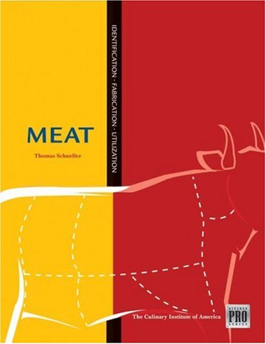 Meat Identification, Fabrication and Utilization  2010 edition cover