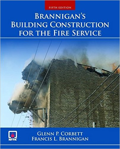 Brannigan's Building Construction for the Fire Service 5th 2012 edition cover