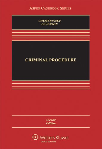 Criminal Procedure  2nd 2013 (Revised) edition cover