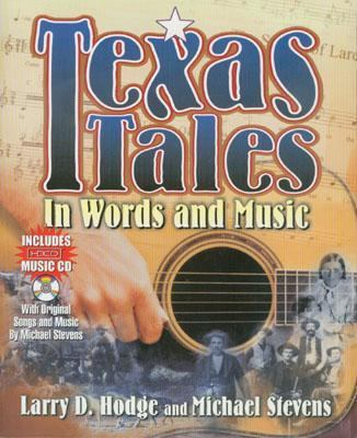 Texas Tales in Words and Music   2001 9781556227943 Front Cover