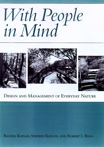 With People in Mind Design and Management of Everyday Nature 4th 1998 edition cover