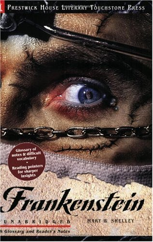 Frankenstein   2005 edition cover