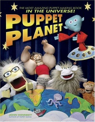 Puppet Planet   2006 edition cover
