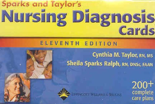 Nursing Diagnosis Cards  11th 2006 (Revised) edition cover