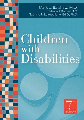 Children with Disabilities, Seventh Edition  7th 2013 edition cover