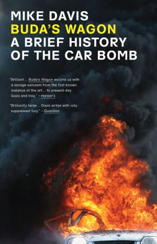 Buda's Wagon A Brief History of the Car Bomb  2007 edition cover