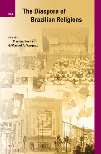 The Diaspora of Brazilian Religions:   2013 edition cover