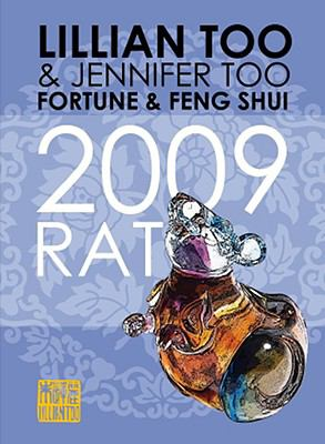 Fortune And Feng Shui 2009 Rat:  2008 edition cover