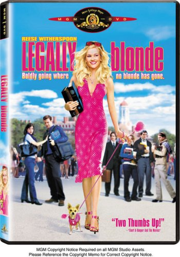 Legally Blonde System.Collections.Generic.List`1[System.String] artwork