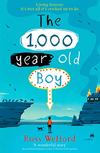 1,000-Year-old Boy   2018 9780008256944 Front Cover