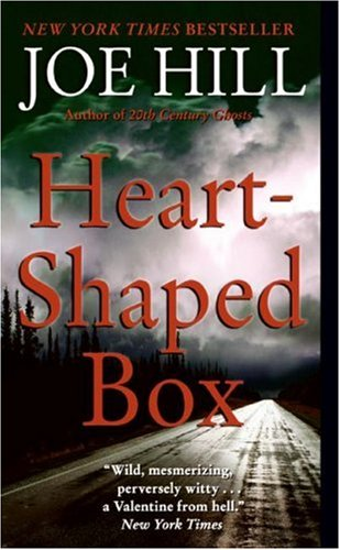 Heart-Shaped Box  N/A edition cover