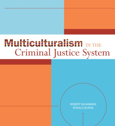Multiculturalism in the Criminal Justice System   2009 edition cover