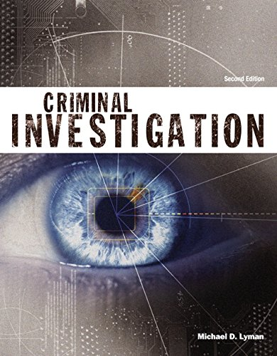 Criminal Investigation (Justice Series)  2nd 2016 edition cover