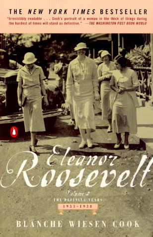 Eleanor Roosevelt The Defining Years, 1933-1938 N/A edition cover