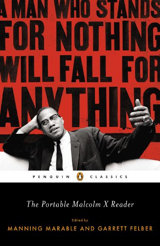 Portable Malcolm X Reader  N/A edition cover