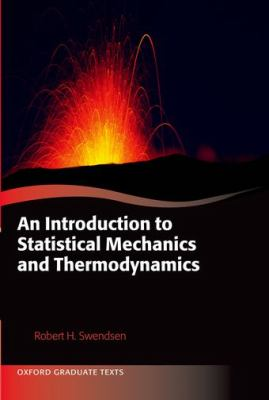 Introduction to Statistical Mechanics and Thermodynamics   2012 edition cover