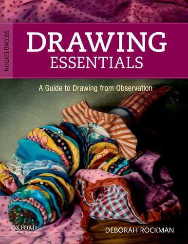 Drawing Essentials A Guide to Drawing from Observation 2nd 2011 edition cover