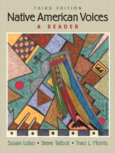 Native American Voices  3rd 2010 (Revised) edition cover