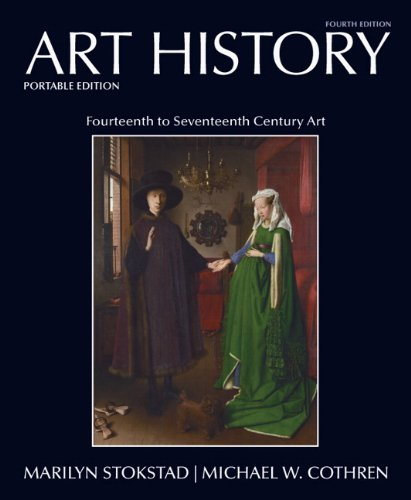 Art History Portable, Book 4 14th-17th Century Art 4th 2011 edition cover