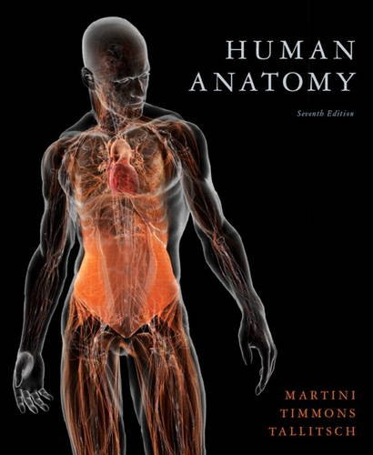 Human Anatomy  7th 2012 (Revised) edition cover